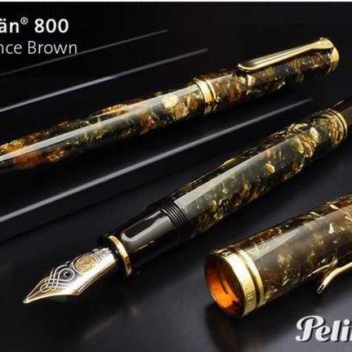 ※完売【限定】Perikan SouVeran M800 ルネッサンスブラウン