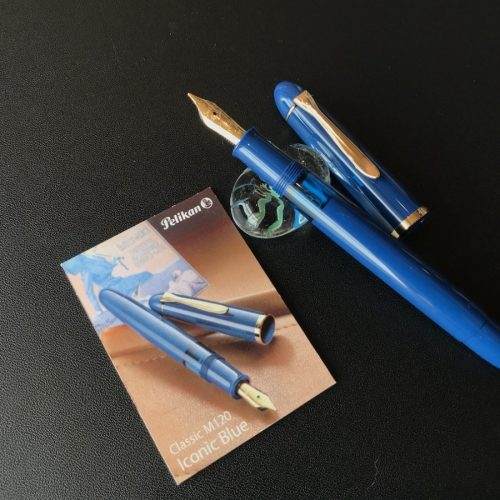 【限定】Perikan Classic M120 アイコニックブルー